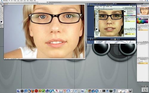 Как Вставить Фото В Рамку В Фотошопе.